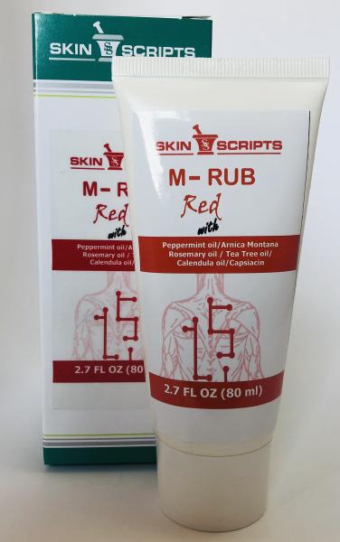 Skin Scripts MSM HEAT Rub